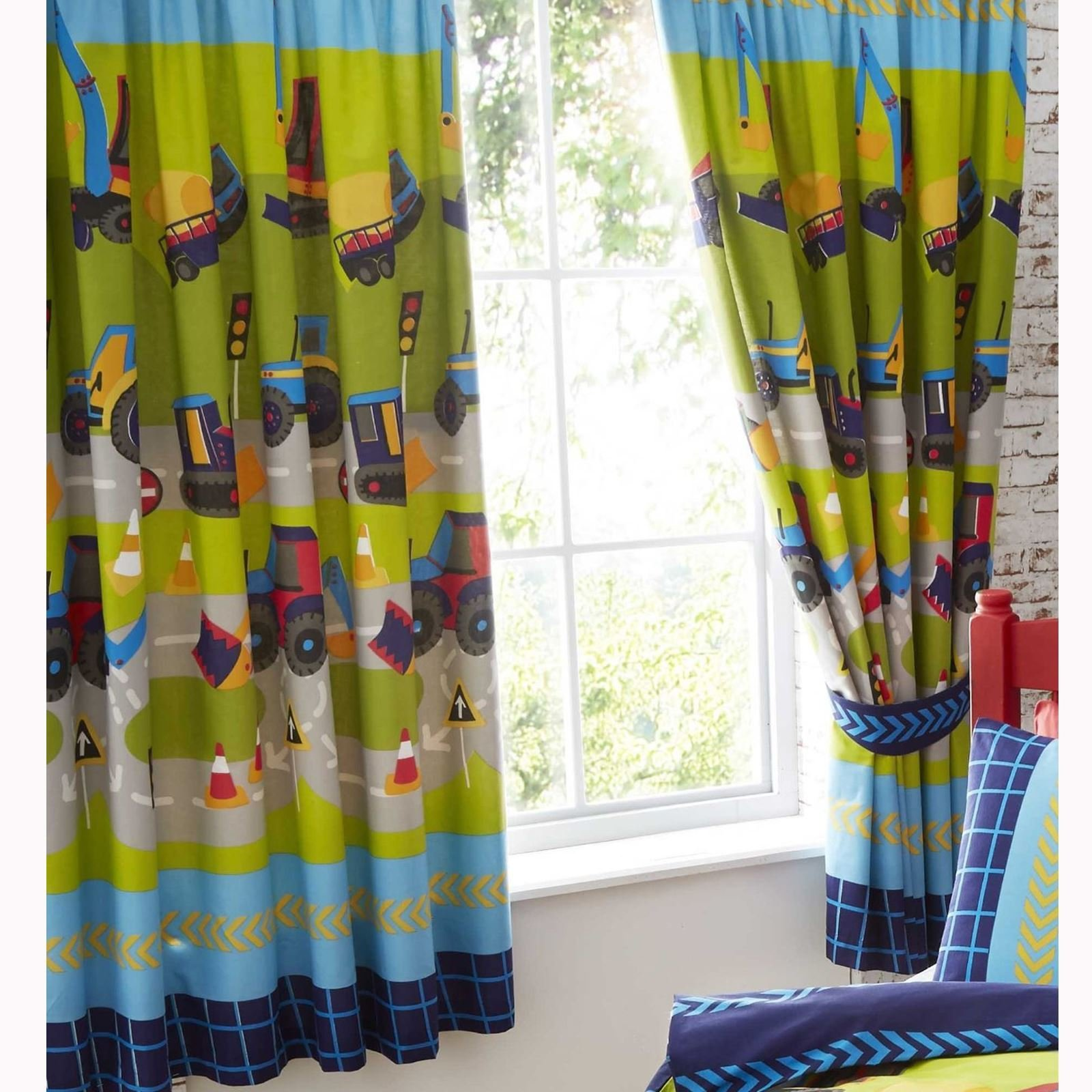 Best Boys Bedroom Curtains 66 X 72 In Various Designs Fully With Pictures