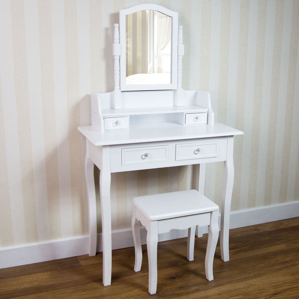Best Nishano Dressing Table Drawer Stool Adjustable Mirror With Pictures