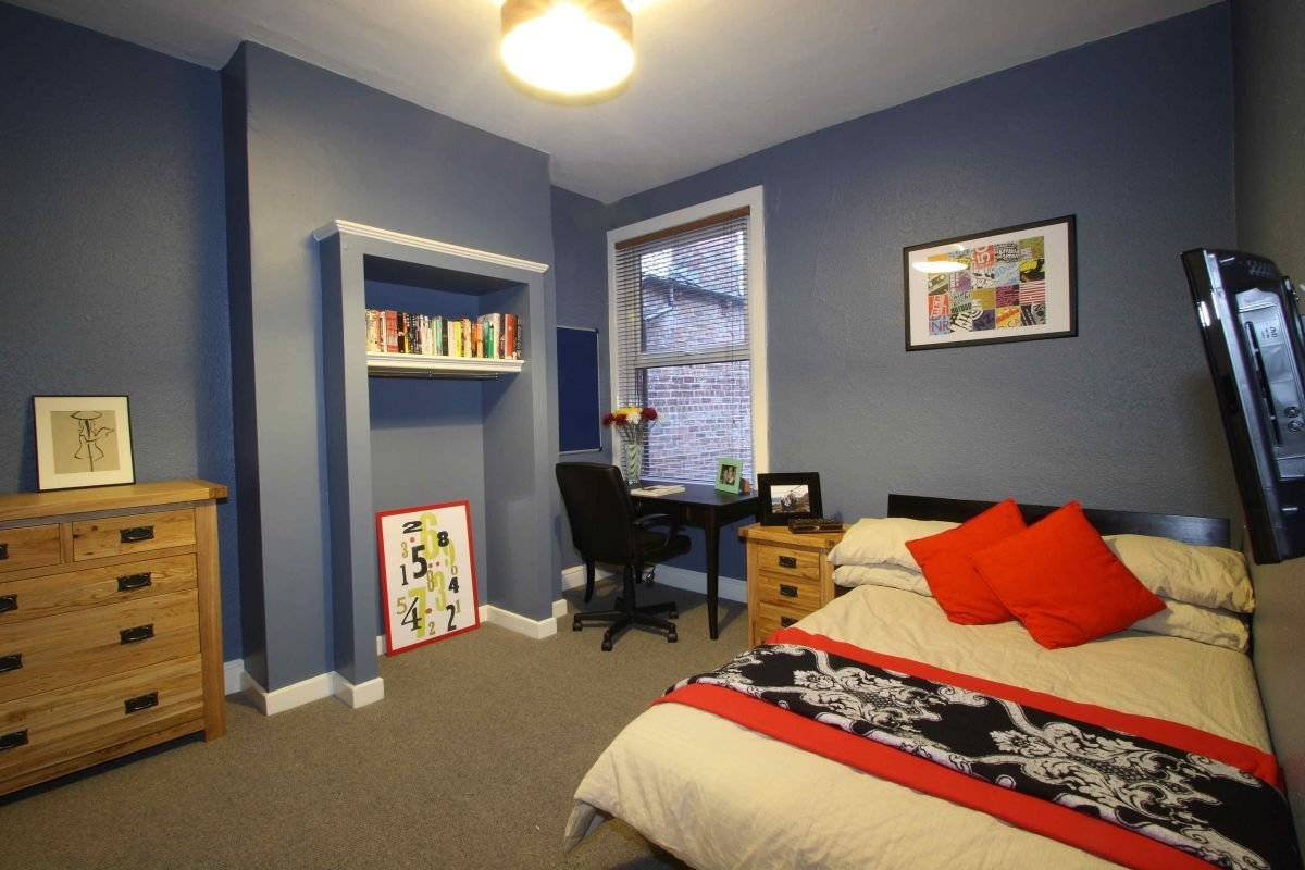 Best 12 Amherst Road 9 Bedroom Manchester Student House With Pictures