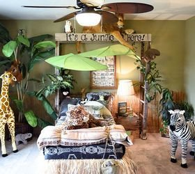 Best Jungle Themed Bedroom Hometalk With Pictures