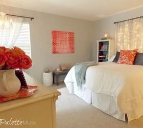 Best Make Your Own Dreamy Lit Headboard It S Easier Than You With Pictures