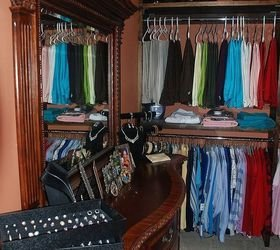 Best Turn A Spare Bedroom Into A Closet Diy Hometalk With Pictures