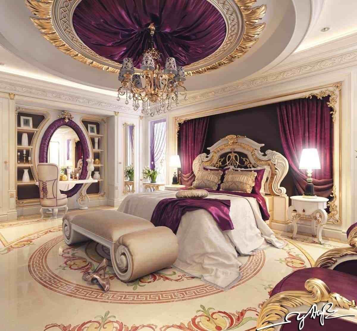 Best Luxurious Bedrooms You Will Wish To Sleep In With Pictures