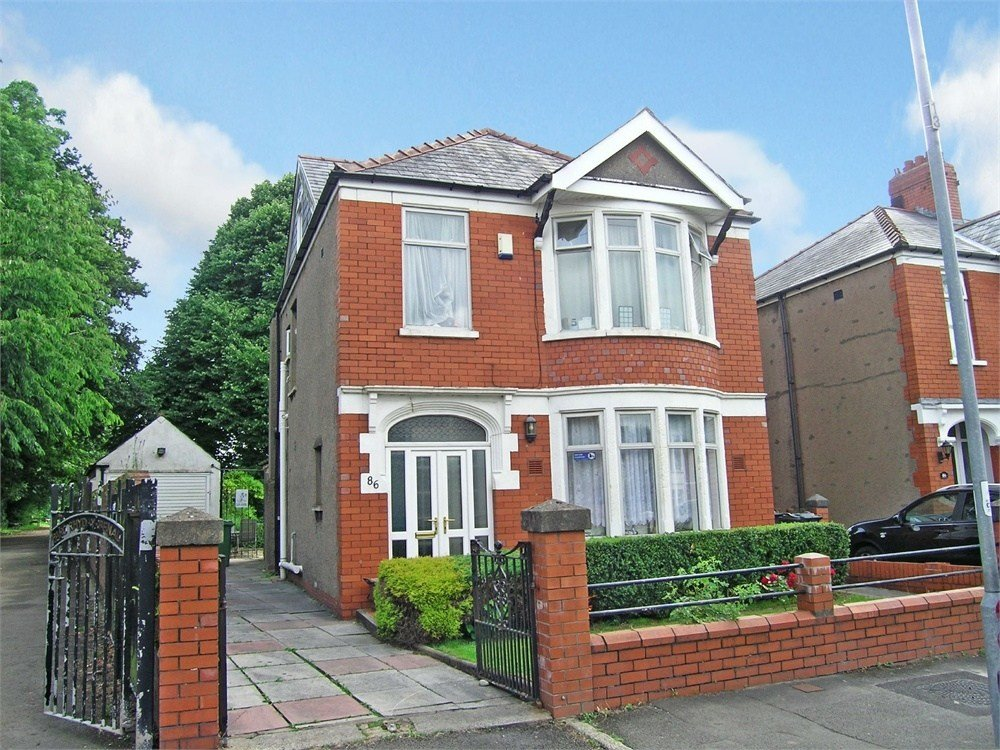 Best 4 Bedroom Detached House For Sale In Cardiff With Pictures