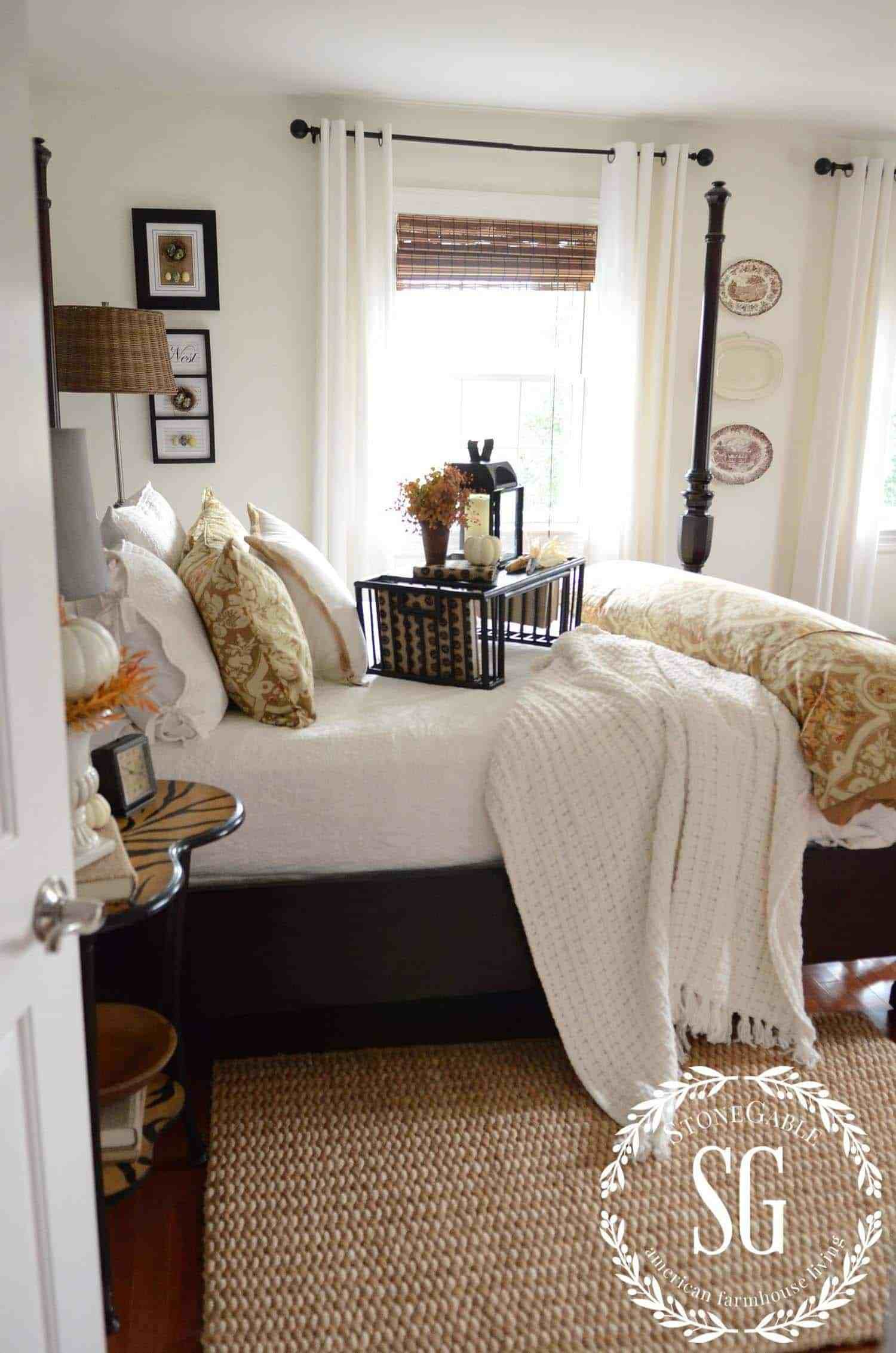 Best 25 Insanely Cozy Ways To Decorate Your Bedroom For Fall With Pictures