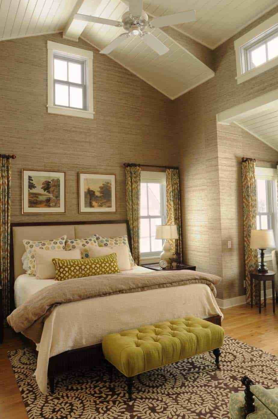 Best 33 Stunning Master Bedroom Retreats With Vaulted Ceilings With Pictures