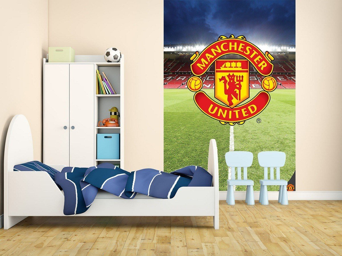 Best Manchester United Wallpaper For Bedroom Wallpapersafari With Pictures