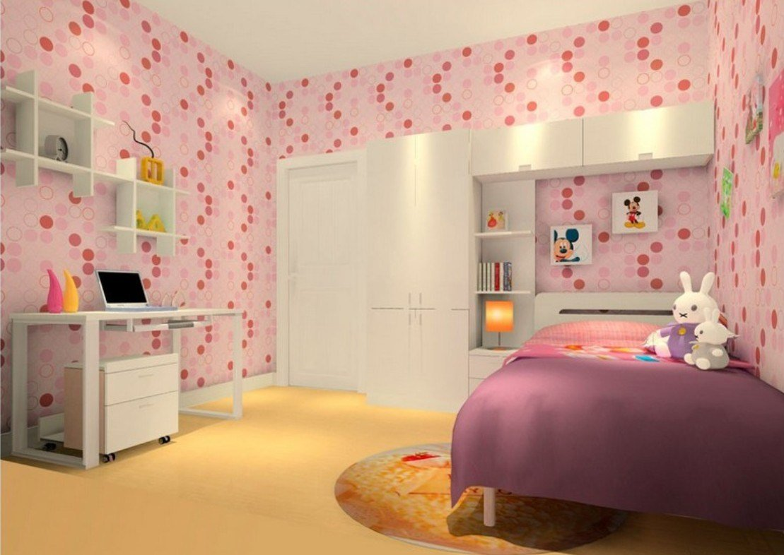 Best 50 Wallpaper For Girls Room On Wallpapersafari With Pictures