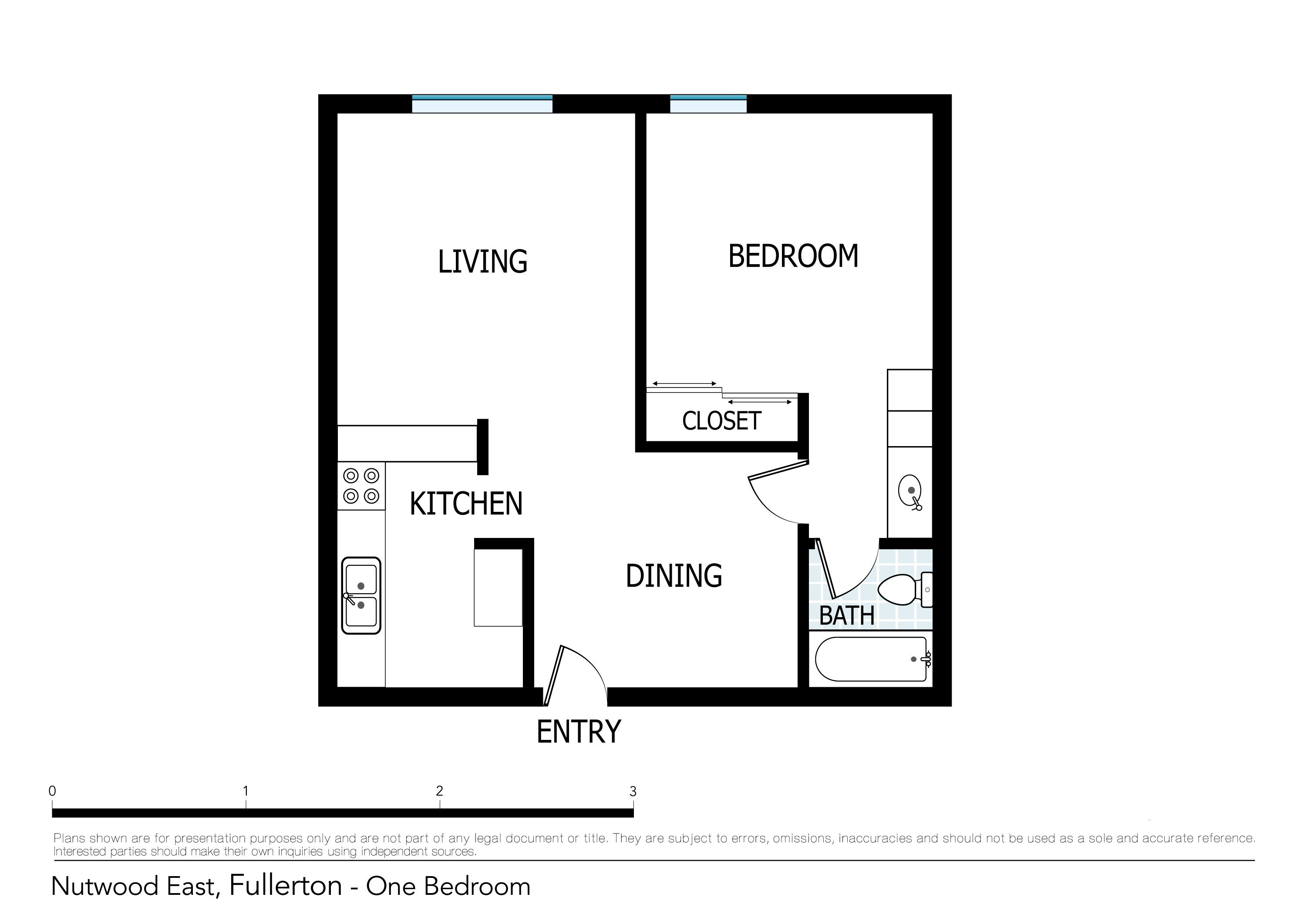 Best Floor Plans Of Nutwood Apartments In Fullerton Ca With Pictures