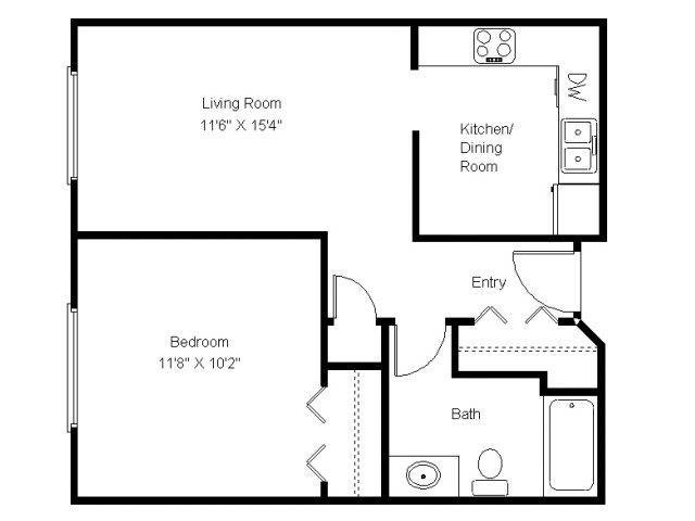Best Floor Plans Of Hanley Place Apartments In Hudson Wi With Pictures