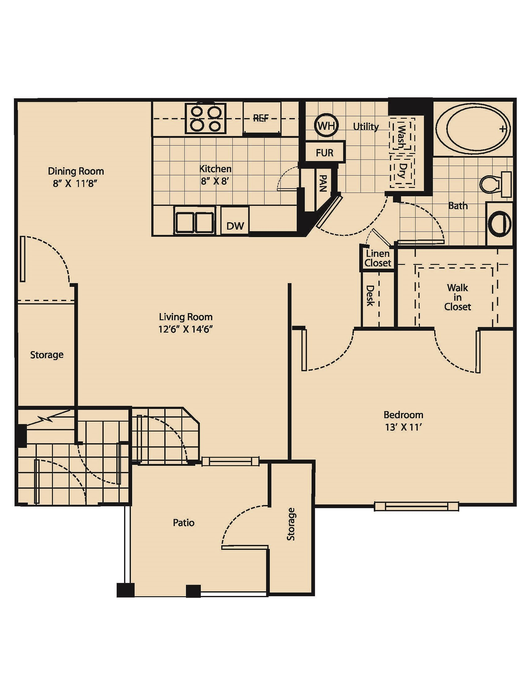 Best 1 2 3 Bedroom Apartments In Aurora Co Floor Plans With Pictures