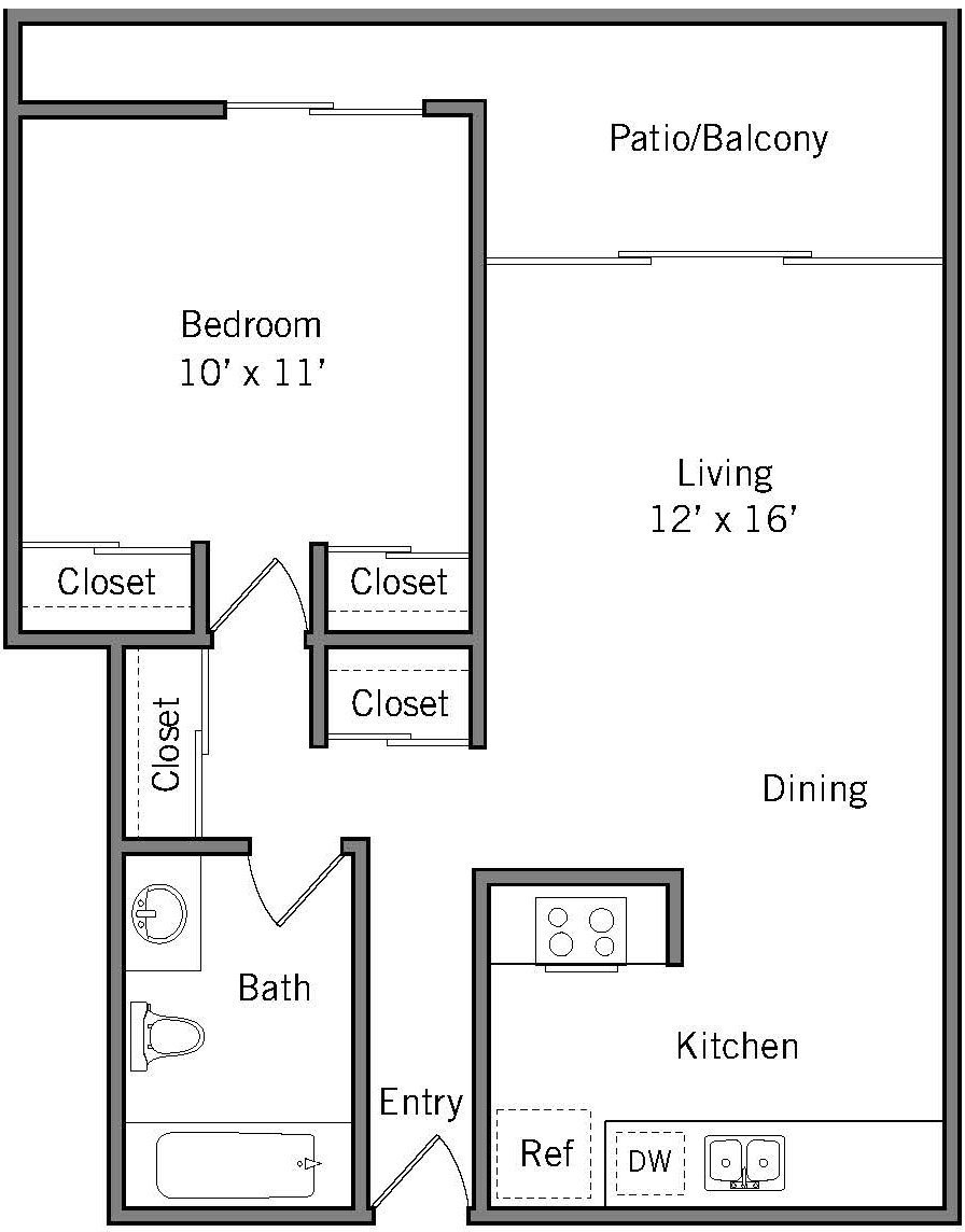 Best 1 2 3 Bedroom Apartments In Mountain View Ca With Pictures