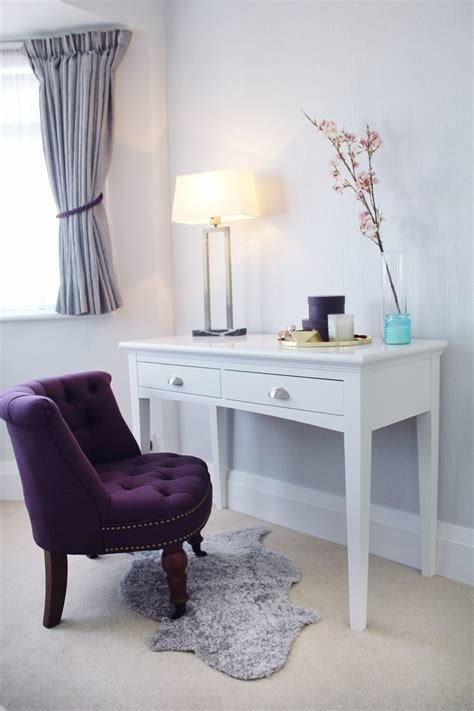 Best Purple And Grey Bedroom Makeover For My First Interior With Pictures