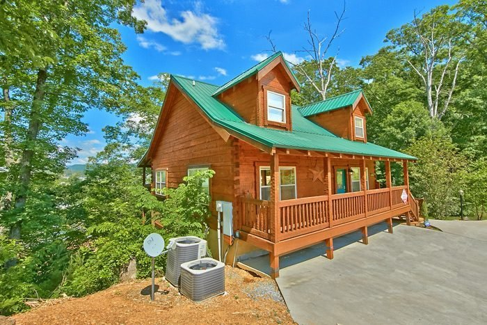 Best 3 Bedroom Pigeon Forge Cabin Rental Catch A Star With Pictures