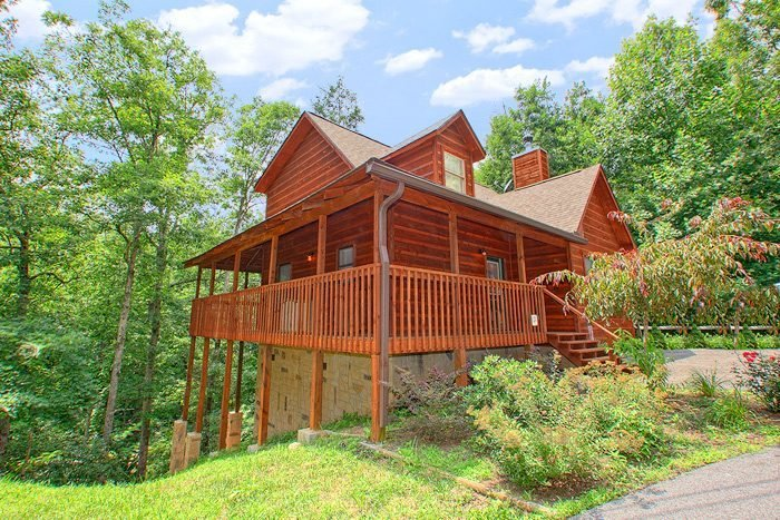Best Private 2 Bedroom Smoky Mountains Cabin Rental With Pictures