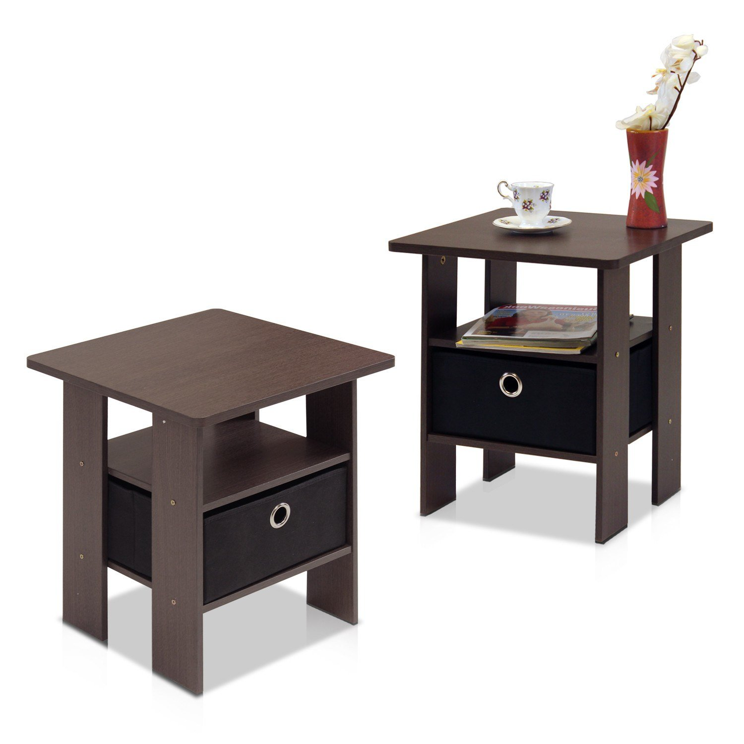 Best Furinno End Table Reviews Wayfair With Pictures