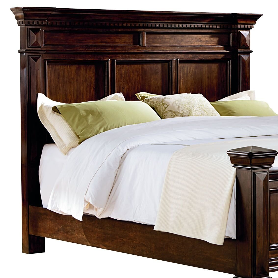 Best Standard Furniture Charleston Panel Customizable Bedroom With Pictures