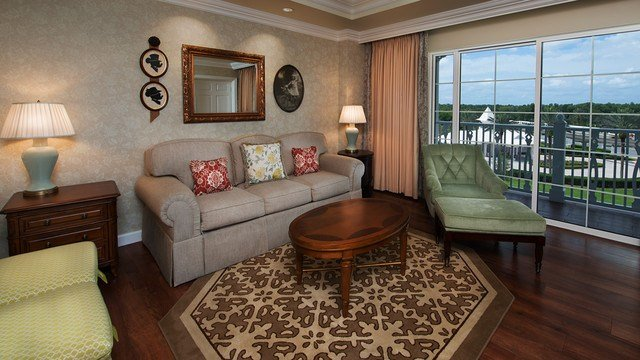 Best Rooms Points The Villas At Disney S Grand Floridian With Pictures