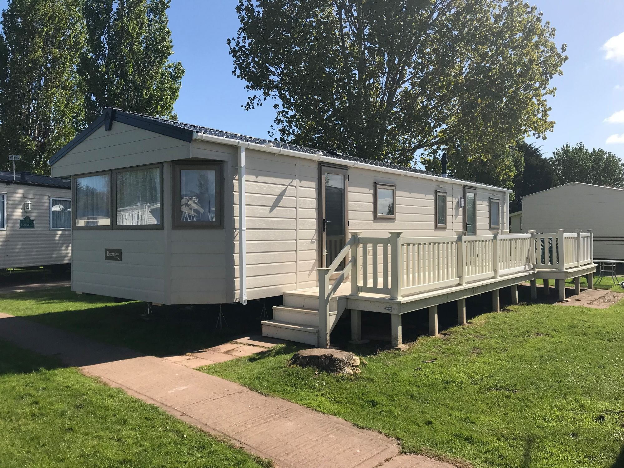 Best 4 Bedroom Caravans For Hire At Butlins Minehead Www With Pictures