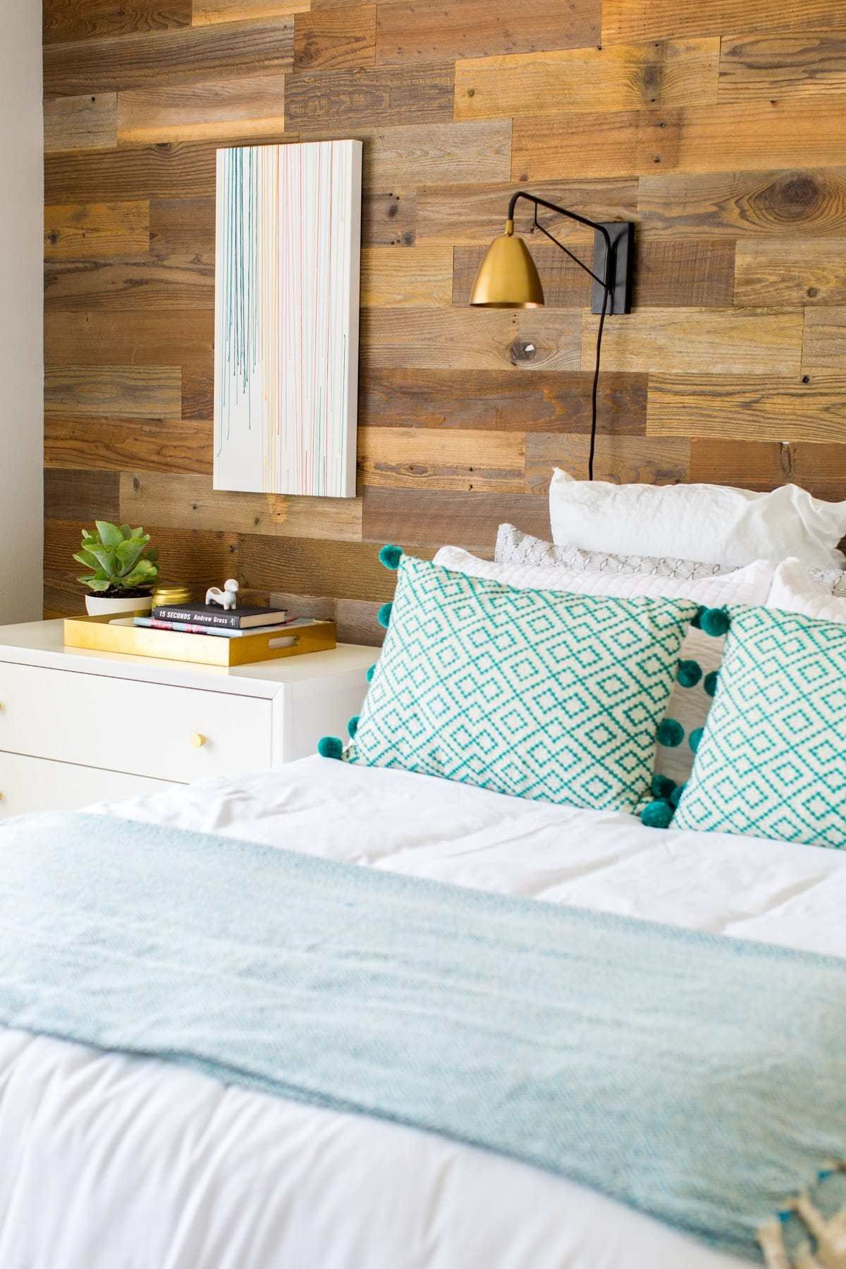Best A Before And After Simple Bedroom Makeover For Zach With Pictures