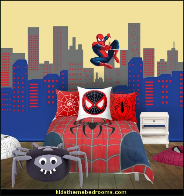 Best Decorating Theme Bedrooms Maries Manor Spiderman Bedroom Decorating Ideas Spiderman Rooms With Pictures