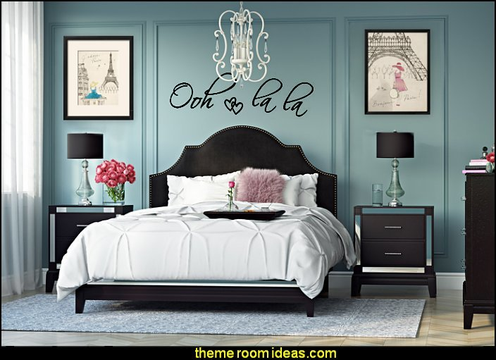 Best Decorating Theme Bedrooms Maries Manor Paris Bedroom With Pictures