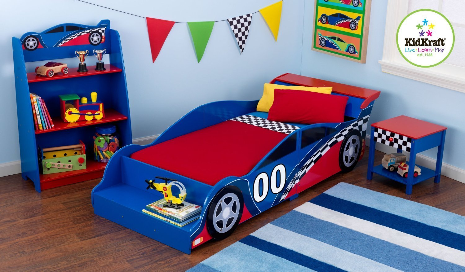 Best Race Car Bed Super Cool Race Car Bed For Boys Creative With Pictures