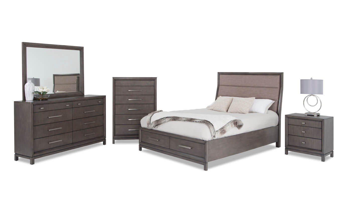 Best Collections Bedroom Collections Bob S Discount Furniture With Pictures