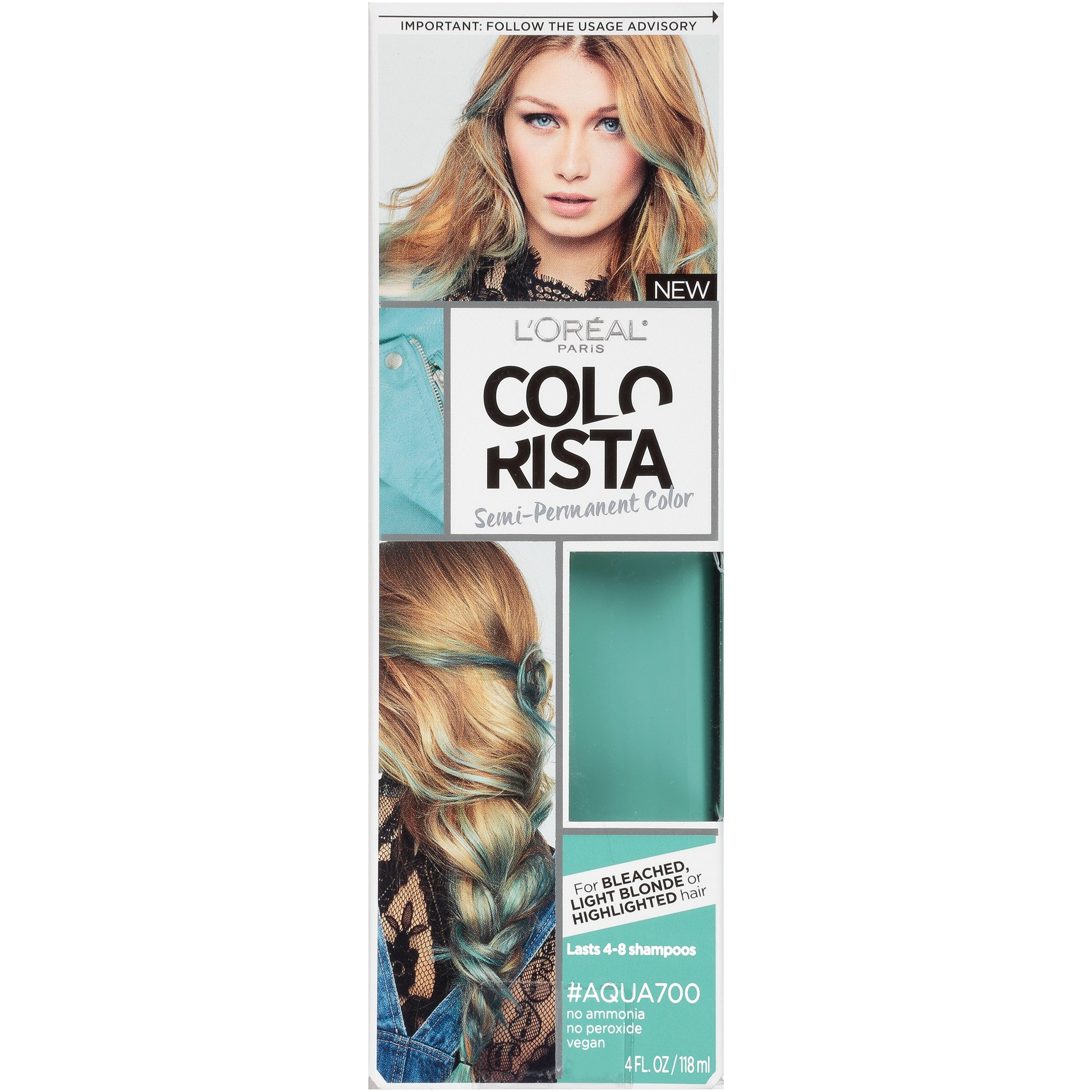 Free L Oréal Paris Colorista Semi Permanent Hair Color For Wallpaper