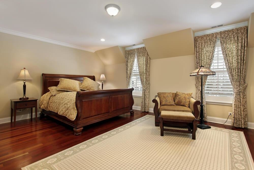 Best 43 Spacious Master Bedroom Designs With Luxury Bedroom Furniture With Pictures