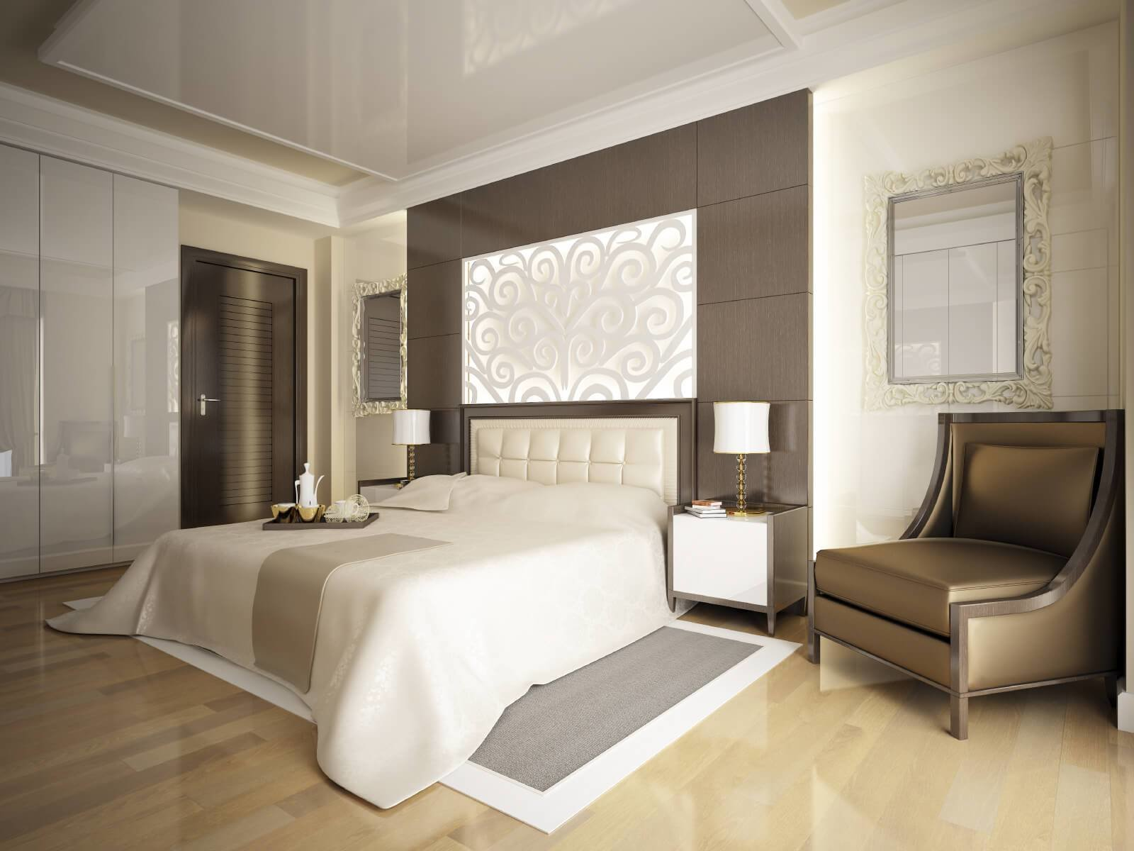 Best 38 Gorgeous Master Bedrooms With Hardwood Floors With Pictures