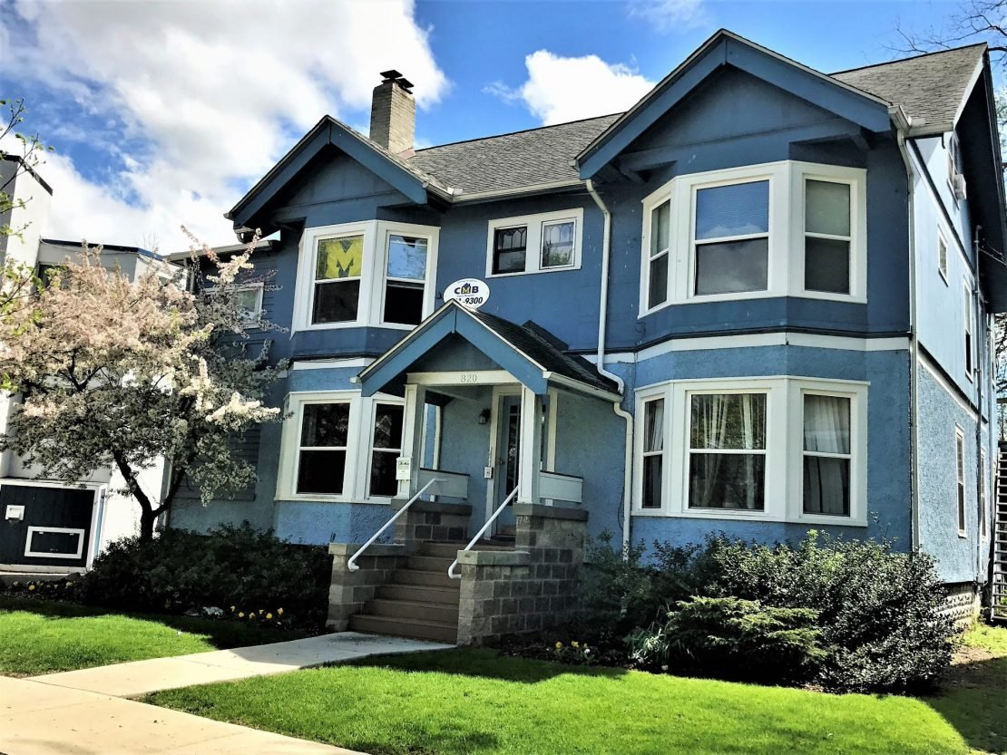 Best 820 Mckinley 1 Bedroom 2 Bedrooms 3 Bedrooms House Are Available In Ann Arbor Apartments With Pictures