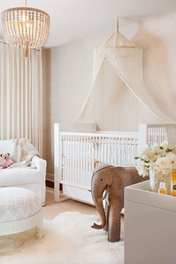 Best 27 Baby Girl Room Ideas With Elephant Doll With Pictures