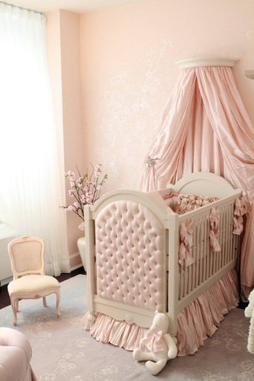 Best 20 Lovely Baby Girl Nursery With Pictures