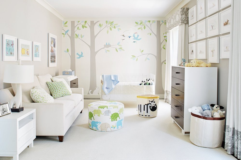 Best 33 Most Adorable Nursery Ideas For Your Baby Girl With Pictures