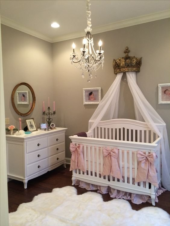 Best 13 Queen Themed Baby Girl Room Ideas With Pictures