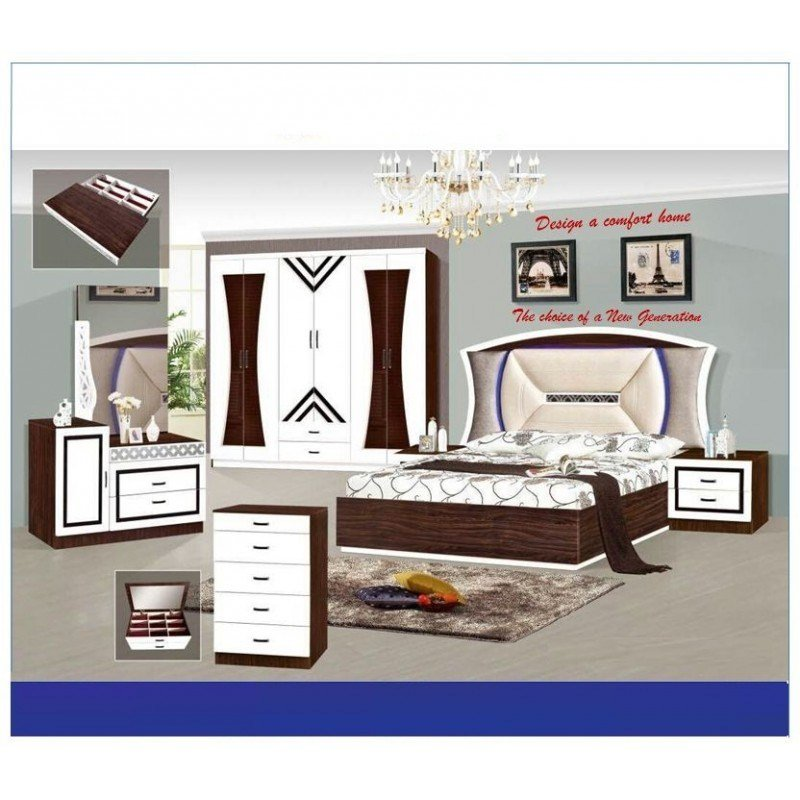 Best Bedroom Set Sb 001 Dubai Abu Dhabi Online Furniture Store With Pictures