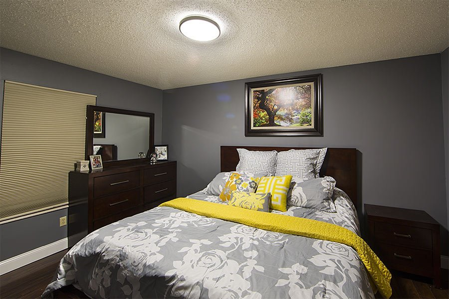 Best 14 Flush Mount Led Ceiling Light W Brushed Nickel With Pictures