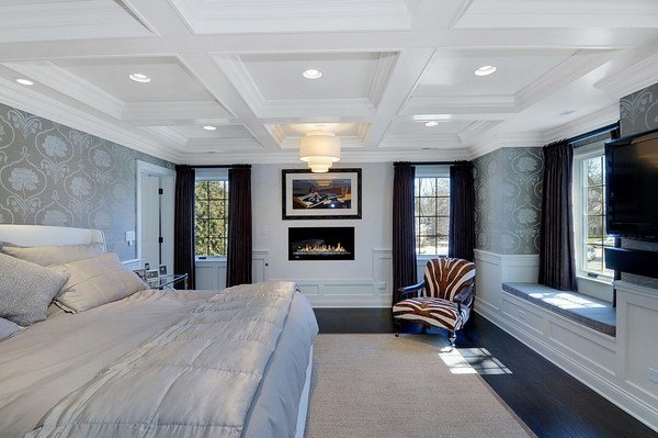 Best The Beauty And Advantages Of Coffered Ceilings In Home Design With Pictures