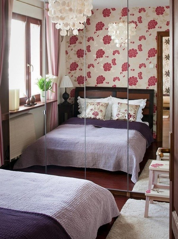 Best Small Bedroom Furniture Ideas And Tips To Enlarge The Space Visually With Pictures
