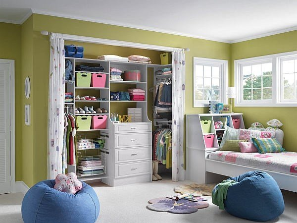 Best Kids Closet Design Ideas – Organizers And Storage Tips With Pictures