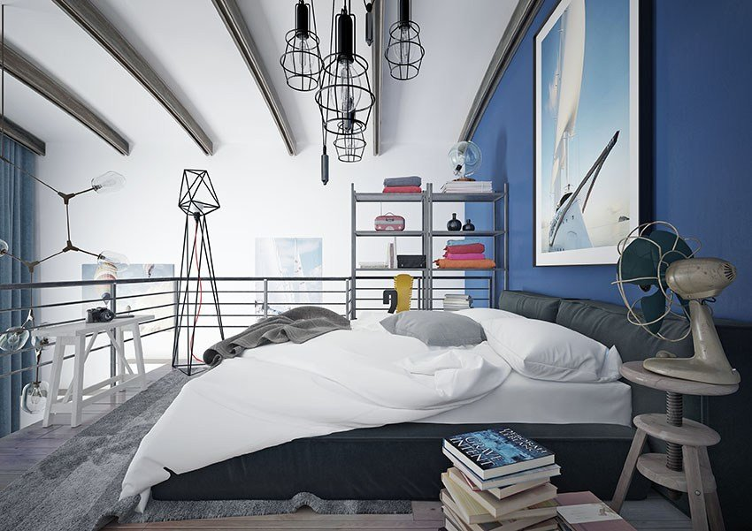 Best Stylish Loft Bedroom Ideas Design Pictures Designing Idea With Pictures