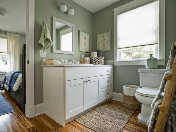 Best Jack And Jill Bathroom Pictures From Blog Cabin 2014 Diy With Pictures