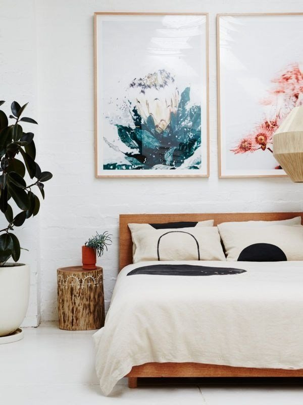 Best 2019 Latest Framed Art Prints For Bedroom Wall Art Ideas With Pictures