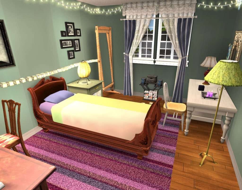 Best Twoflower S Sims 2 Lots Twilight Bella Swan S House With Pictures