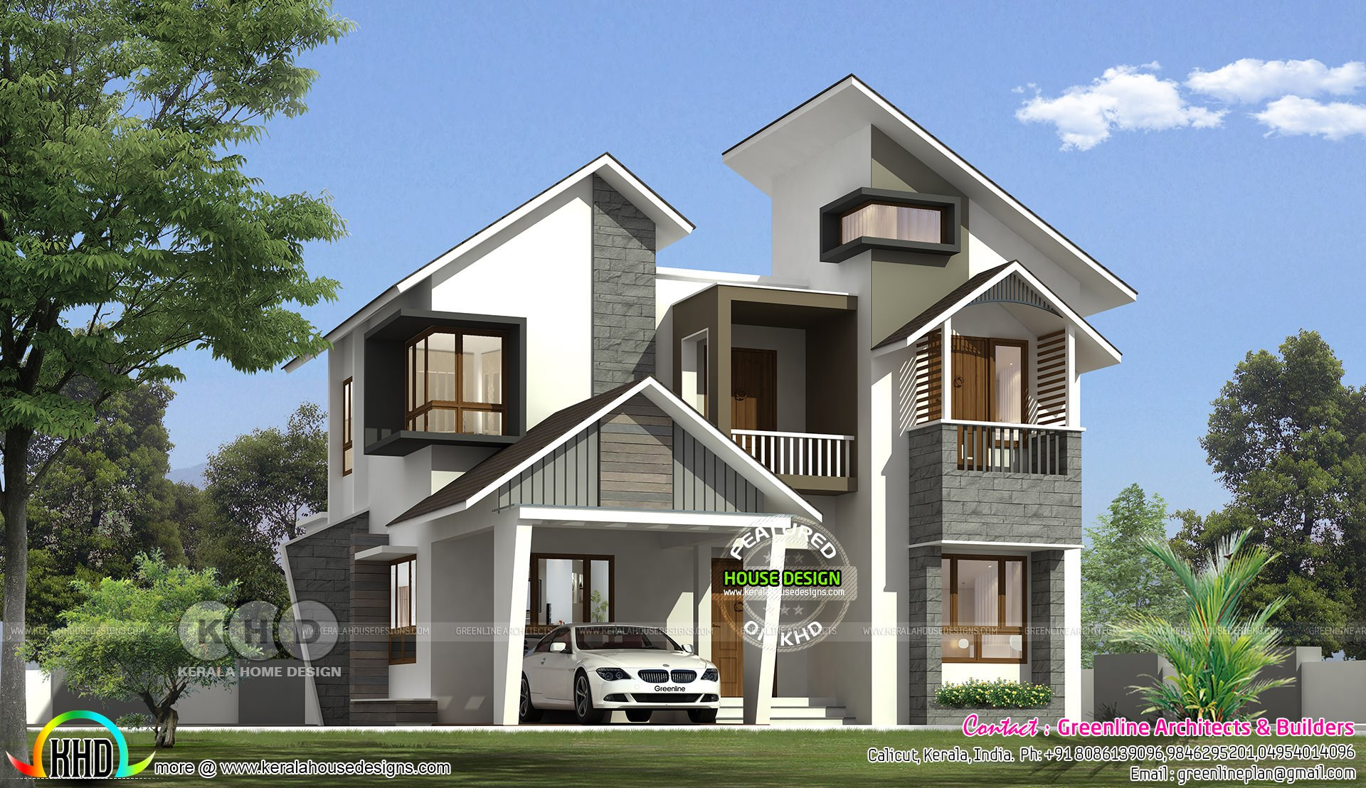 Best Ultra Modern Contemporary 1822 Sq Ft 3 Bedroom Home With Pictures