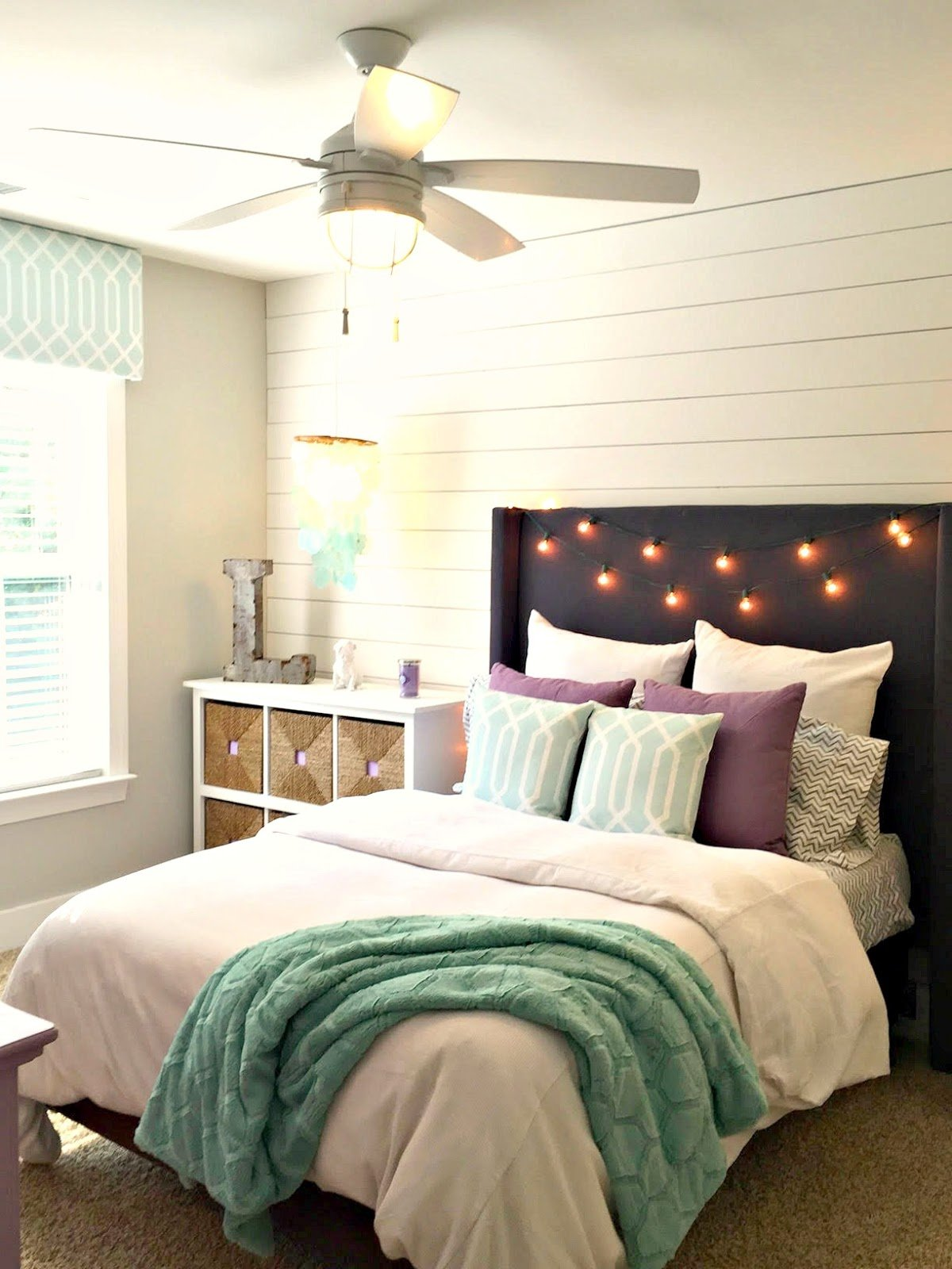 Best Seaside Interiors T**N Gray Turquoise And Lavender With Pictures