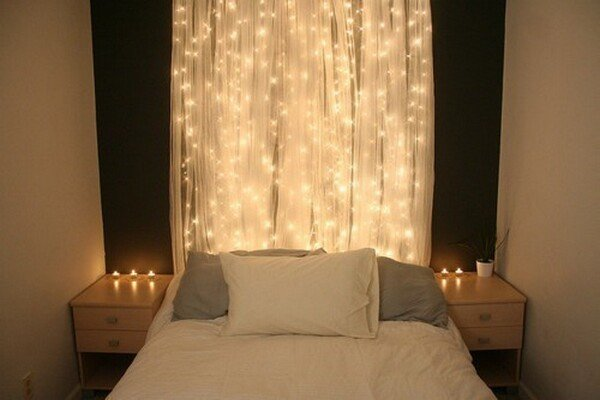 Best Beautiful Bedroom Christmas Lights Bonjourlife With Pictures