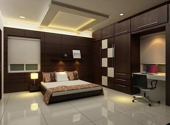Best Interior Designer In Thane 30 Modern Bedroom Interior With Pictures