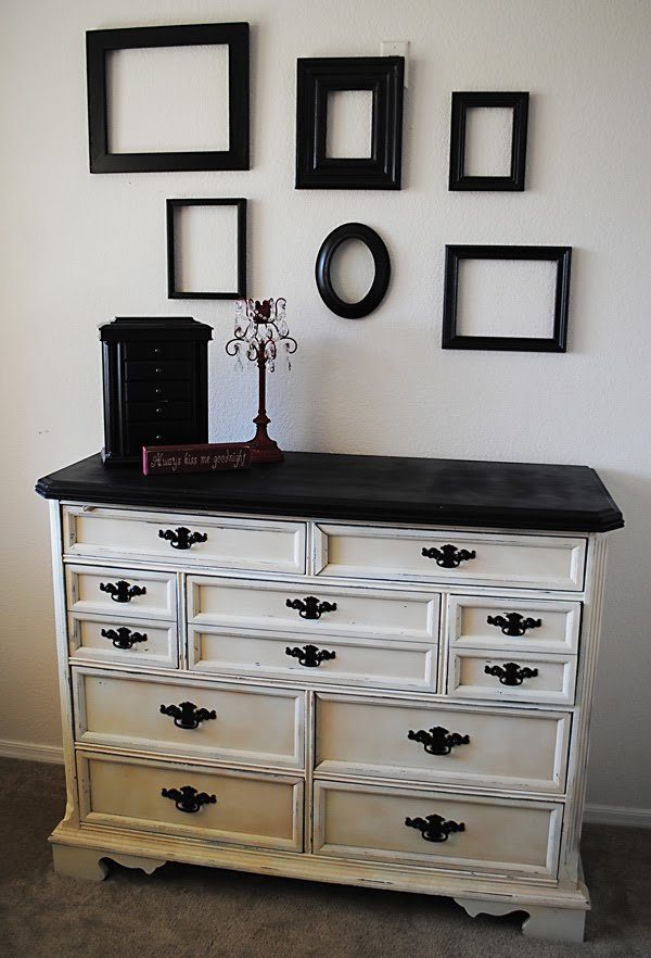 Best Painting Furniture Black With Pictures